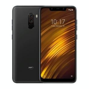 Xiaomi POCO F1, 6GB+64GB, Global Official Version, IR Face Unlock + Back Fingerprint Identification, LiquidCool Technology, Dual Rear Camera, 4000mAh Battery, 6.18 inch MIUI 9.6 (Based on Android 8.1) Qualcomm Snapdragon 845 Octa Core up to 2.8GHz, Networ