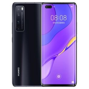 Huawei nova 7 Pro 5G JER-AN10  64MP Camera  8GB+256GB  China Version  Quad Back Cameras + Dual Front Cameras  4000mAh Battery  Face ID & Screen Fingerprint Identification  6.57 inch EMUI 10.1 (Android 10) HUAWEI Kirin 985 Octa Core tot 2.58GHz  Network: 5