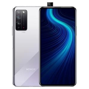 Huawei Honor X10 5G  6GB+64GB  China-versie  driedubbele camera's aan de achterkant + lifting frontcamera  4300mAh-batterij  6 63 inch MagicUI3.1.1 Android 10.0 HUAWEI Kirin 820 Octa Core  Netwerk: 5G  OTG  Geen ondersteuning voor Google Play(Zilver)