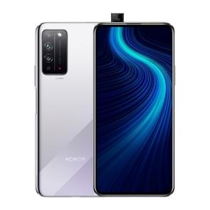 Huawei Honor 10X 5G  6GB+128GB  China Version  Triple Back Camera +Lifting Front Camera  4300mAh Battery  6.63 inch MagicUI3.1.1 Android 10.0 HUAWEI Kirin 820 Octa Core  Network: 5G  OTG  Not Support Google Play(Silver)