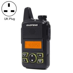 BaoFeng BF-T1 Single Band Radio Handheld Walkie Talkie, UK Plug