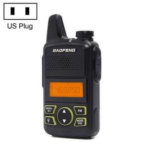 BaoFeng BF-T1 Single Band Radio Handheld Walkie Talkie, US Plug