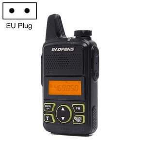 BaoFeng BF-T1 Single Band Radio Handheld Walkie Talkie, EU Plug