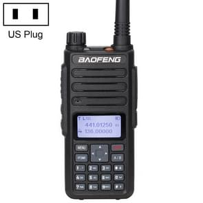 BaoFeng DM-1801 5W(High) 2W(Low) Digital Dual Band Two-Way Radio VHF UHF Handheld Walkie Talkie, US Plug