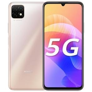 Huawei Geniet van 20 5G WKG-AN00  6GB+128GB  China-versie  driedubbele camera's aan de achterkant  5000mAh-batterij  vingerafdrukidentificatie  6 6 inch EMUI 10.1 (Android 10.0) MTK6853 5G Octa Core tot 2 0 GHz  Netwerk: 5G  ondersteuning google play(Gold