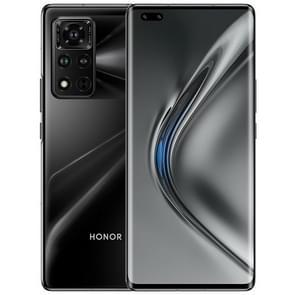 Honor V40 YOK-AN10 5G  8GB+128GB  China-versie  triple backcamera's  schermvingercode- 4000mAh-batterij  6 72 inch Magic UI 4.0 (Android 10.0) Dimensity 1000+ Octa Core tot 2 58 GHz  Netwerk: 5G  OTG  NFC  Geen ondersteuning Google Play(Black Play)