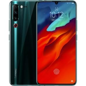 Lenovo Z6 Pro, 8GB+128GB, Four AI Back Cameras, In-screen Fingerprint Identification, 4000mAh Battery, 6.39 inch ZUI 11 (Android P) Qualcomm Snapdragon 855 Octa Core up to 2.84GHz, Network: 4G (Blue)