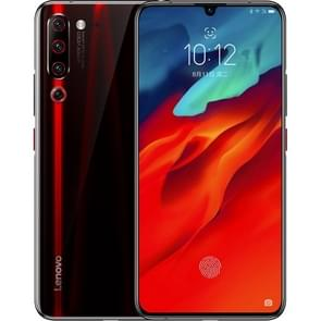 Lenovo Z6 Pro, 8GB+256GB, Four AI Back Cameras, In-screen Fingerprint Identification, 4000mAh Battery, 6.39 inch ZUI 11 (Android P) Qualcomm Snapdragon 855 Octa Core up to 2.84GHz, Network: 4G(Black)