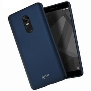 Lenuo for  Xiaomi Redmi Note 4X PC Ultra-thin Impact Protection Case(Blue)