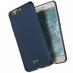 Lenuo for  Huawei P10 Plus PC Ultra-thin Impact Protection Case (Blue)