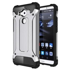 Huawei Mate 8 Tough Armor TPU + PC combinatie Hoesje (grijs)