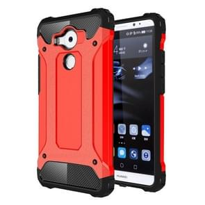 Huawei Mate 8 Tough Armor TPU + PC combinatie Hoesje (rood)