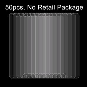 50 PCS OnePlus Three 0.26mm 9H Surface Hardness 2.5D Explosion-proof Tempered Glass Film, No Retail Package