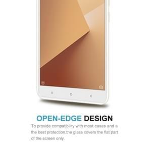 50 stuks voor Xiaomi Redmi Note 5A 0 26 mm 9H oppervlaktehardheid 2.5D Explosieveilig niet-volledig scherm getemperd glas scherm Film