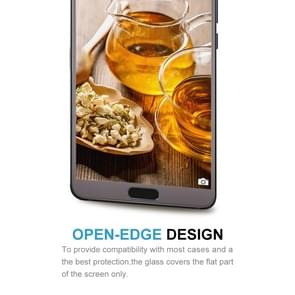For Huawei  Mate 10 9H Surface Hardness 2.5D Curved Edge HD Explosion-proof Tempered Glass Screen Protector (Mocha Gold)