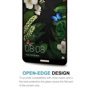 For Huawei  Mate 10 Pro 9H Surface Hardness 2.5D Curved Edge HD Explosion-proof Tempered Glass Screen Protector (Black)