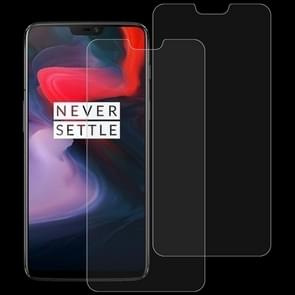 0.26mm 9H 2.5D Tempered Glass Film for OnePlus 6