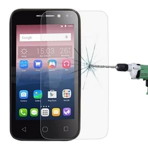 0.26mm 9H 2.5D Tempered Glass Film for Alcatel Pixi 4 4.0 inch