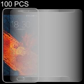 100 stuks 0 26 mm 9H 2.5D getemperd glas Film voor Meizu PRO 6 Plus