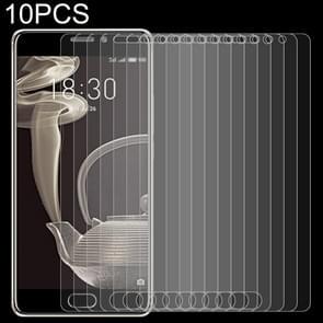 10 stuks 0 26 mm 9H 2.5D getemperd glas Film voor Meizu PRO 7 Plus