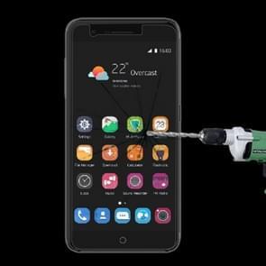 ZTE Blade V8 Lite / V8 Mini 0 26 mm 9H oppervlaktehardheid Explosieveilig niet-volledig scherm getemperd glas scherm Film