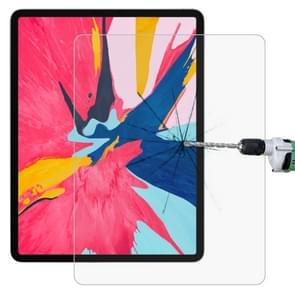0 26 mm 9H oppervlakte hardheid Straight Edge explosieveilige getemperd glas Film voor iPad Pro 12 9 (2018)