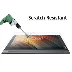 2 PCS for Lenovo YOGA Tab3 Plus 10.1 inch 9H Surface Hardness Tempered Glass Screen Protector