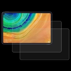 2 PCS 3H Professional Paper Textured Screen Film Pencil Sketch Film voor Huawei MatePad Pro 10.8