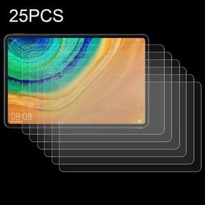 25 PCS 3H Professional Paper Textured Screen Film Pencil Sketch Film voor Huawei MatePad Pro 10.8