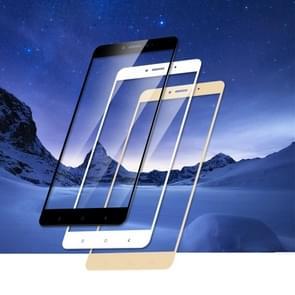 MOFI Xiaomi Mi Max 0.3mm 9H hardheid 2.5D Explosieveilig volledig scherm getemperd glas scherm Film(Gold)