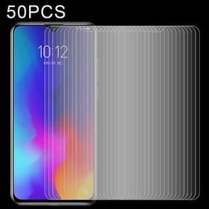 Voor Lenovo K10 Note 50 PCS 0 26mm 9H 2.5D Gehard glas film