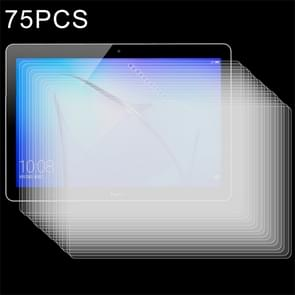75 PCS for HUAWEI MediaPad T3 10 9.6 inch 0.3mm 9H Surface Hardness Full Screen Tempered Glass Screen Protector