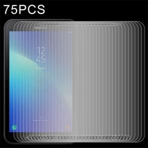 75 pc's voor Galaxy Tab Active2 8.0 LTE / T395 0.3mm 9H oppervlakte hardheid getemperd glas Film