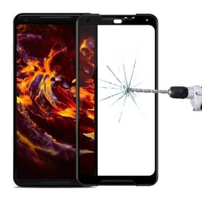 MOFI voor Google Pixel 2 XL 0.3mm 9H oppervlaktehardheid 3D gebogen rand gehard glas Screen Protector