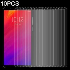 10 stuks 0 26 mm 9H 2.5D transparante gehard glas Film voor Lenovo A5