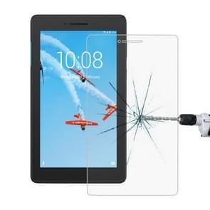 0 4 mm 9H oppervlaktehardheid volledig scherm getemperd glas Film voor Lenovo Tab E7