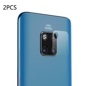 2 PCS Benks 0.15mm Transparent Rear Camera Lens Tempered Glass Film for Huawei Mate 20 Pro