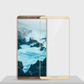 MOFI for  Huawei Mate 10 Pro Diamond Full Screen 9H Hardness 2.5D Explosion-proof Tempered Glass Screen Film(Gold)