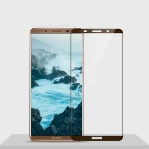 MOFI for  Huawei Mate 10 Pro Diamond Full Screen 9H Hardness 2.5D Explosion-proof Tempered Glass Screen Film(Brown)