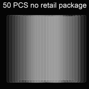 50 Stuks HTC U Ultra Gehard glazen schermprotector 0.26mm 9H hardheid