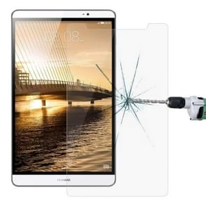 9 inch Universal 0.4mm 9H Surface Hardness Tempered Glass Screen Protector