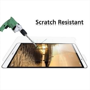 2 PCS 9 inch Universal 0.4mm 9H Surface Hardness Tempered Glass Screen Protector