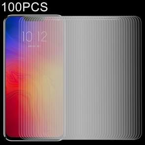 100 stuks 0 26 mm 9H 2.5D getemperd glas Film voor Lenovo Z5