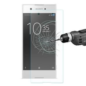 ENKAY Hat-Prins voor Sony Xperia XA1 Plus 0 26 mm 9H-hardheid 2.5D gebogen rand getemperd glas scherm Film