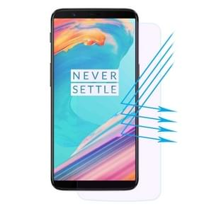 ENKAY Hat-prince 0.26mm 9H 2.5D Anti Blue-ray Tempered Glass Film for OnePlus 5T