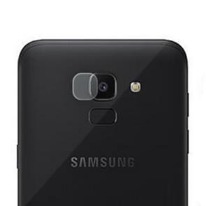 0.3mm 2.5D Transparent Rear Camera Lens Protector Tempered Glass Film for Galaxy J6 (2018)