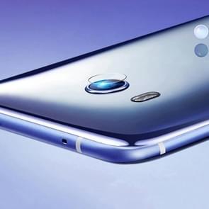 0.3mm 2.5D rond de Lens van de Camera van de achterkant van de rand getemperd glas Film voor HTC U11 (transparant)