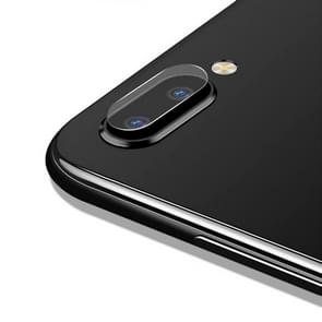 0.3mm 2.5D Round Edge Rear Camera Lens Tempered Glass Film for OPPO R11 Plus