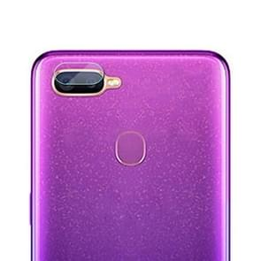 0.3mm 2.5D Round Edge Rear Camera Lens Tempered Glass Film for OPPO F9