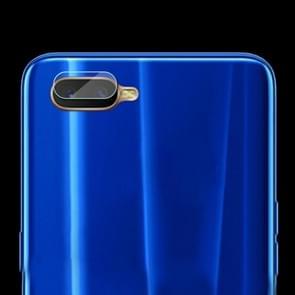 0.3mm 2.5D Round Edge Rear Camera Lens Tempered Glass Film for OPPO K1